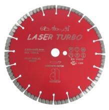 Диски для плиткорезов и УШМ Laser Turbo